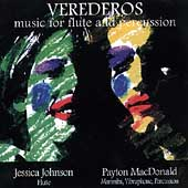 Verederos - Music for Flute and Percussion / Johnson, et al
