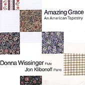 Amazing Grace - An American Tapestry / Wissinger, Klibonoff