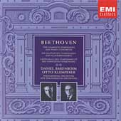 Beethoven: Complete Symphonies, etc / Klemperer, Barenboim