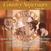 Various Artists: Country Superstars, Vol. 1 [Columbia River #2]