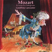 Mozart: Sonatas for Fortepiano / Geoffrey Lancaster