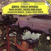 Grieg: Violin Sonatas / Augustin Dumay, Maria Joao Pires
