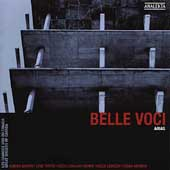 Belle Voci - Arias