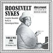 Roosevelt Sykes: Complete Recorded Works, Vol. 8 (1945-1947)