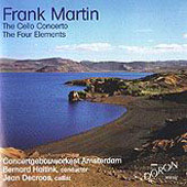 F. Martin: Cello Concerto, Four Elements / Haitink, Decroos