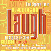 Laugh Regardless of Creed / Sperry
