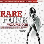 Various Artists: Rare Funk, Vol. 1