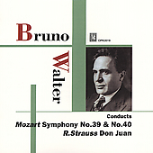 Bruno Walter conducts Mozart & Strauss