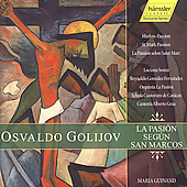 Golijov: La Pasi&oacute;n seg&uacute;n San Marcos / Guinand, Souza, et al