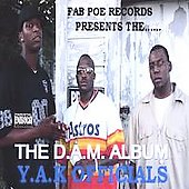 Y.A.K. Officials: The D.A.M. Album
