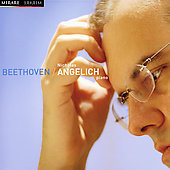 Beethoven: Piano Sonatas no 12, 21 & 32 / Angelich