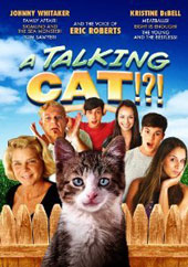 A Talking Cat!? / Johnny Whitaker, Kristine DeBell, Eric Roberts [DVD]