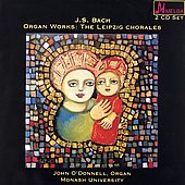 Bach: Organ Works / John O'Donnell