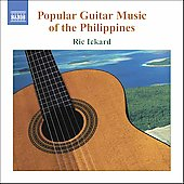 Ric Ickard: Popular Guitar Music of the Philippines