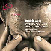 Beethoven: Symphony no 3, etc / Haitink, London SO