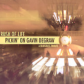 Pickin' On: Rush of Life: Pickin' on Gavin DeGraw