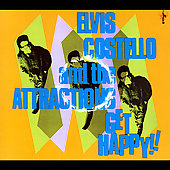 Elvis Costello & the Attractions/Elvis Costello: Get Happy!! [Digipak] [Limited]