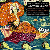 Songs & Piano Music by Edward Elgar / Pitt, et al