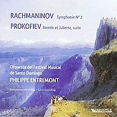 Rachmaninov: Symphony no 2 Op 27;  Prokofiev: Romeo and Juliet / Entremont, et al