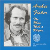 Archie Fisher: The Man with a Rhyme