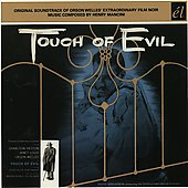 Henry Mancini: Touch of Evil [Original Motion Picture Soundtrack]