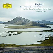 Sibelius: The Symphonies, Tone Poems / Neeme J&auml;rvi, Gothenburg SO