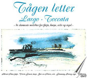 Tagen Letter - Music with Flute - Nielsen, Telemann, Gluck, Bach, Ives, Debussy, etc / Mikael Beier, et al
