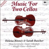 Music for Two Cellos