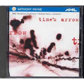 Anthony Payne: Time's Arrow