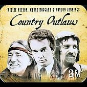 Merle Haggard/Waylon Jennings/Willie Nelson: Country Outlaws