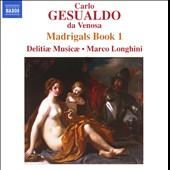 Carlo Gesualdo: Madrigals Book 1
