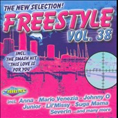Various Artists: Freestyle, Vol. 38