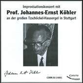 Improvisation with Johannes-Ernst Kohler