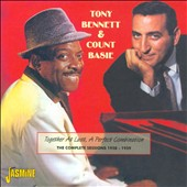 Tony Bennett (Vocals): Together at Last/A Perfect Combination: The Complete Sessions 1958-1959