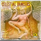 Celestial Dancers / Contemporary Music for Wind Orchestra