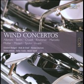 Albinoni, Bellini, Crusell, Krommer: Wind Concertos