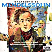 Mendelssohn - Greatest Hits