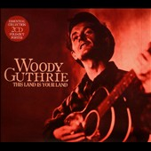 Woody Guthrie: This Land Is Your Land [Metro] [Digipak]