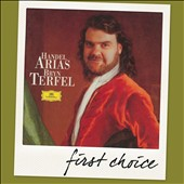 Handel: Arias / Bryn Terfel, bass-baritone