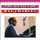 Ray Charles: The Genius of Ray Charles [Mobile Fidelity]
