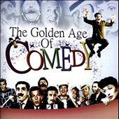 Various Artists: The Golden Age of Comedy [Box]