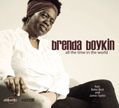 Brenda Boykin: All the Time in the World *