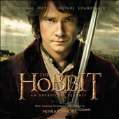 Howard Shore (Composer): The Hobbit: An Unexpected Journey [Original Score]