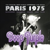 Deep Purple (Rock): Live in Paris 1975 [Digipak]