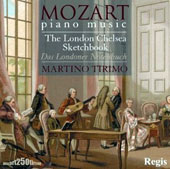 Mozart: The London Chelsea Sketchbook