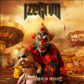 Izegrim: Congress Of The Insane [Digipak]