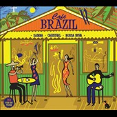Various Artists: Café Brazil [Metro Select]