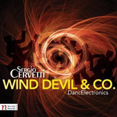 Sergio Cervetti (b.1940): Wind Devil & Co. / DancElectronics