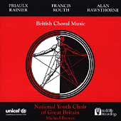 British Choral Music - Rainier, Routh, Rawsthorne / Michael Brewer, et al