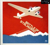 Battle of Stalingrad - Russian Music for Winds by Gliere, Kabalevsky, Khachaturian, Rimsky-Korsakov / Royal Norwegian Air Force Band